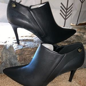 Calvin Klein Woman's Gara Ankle Boot